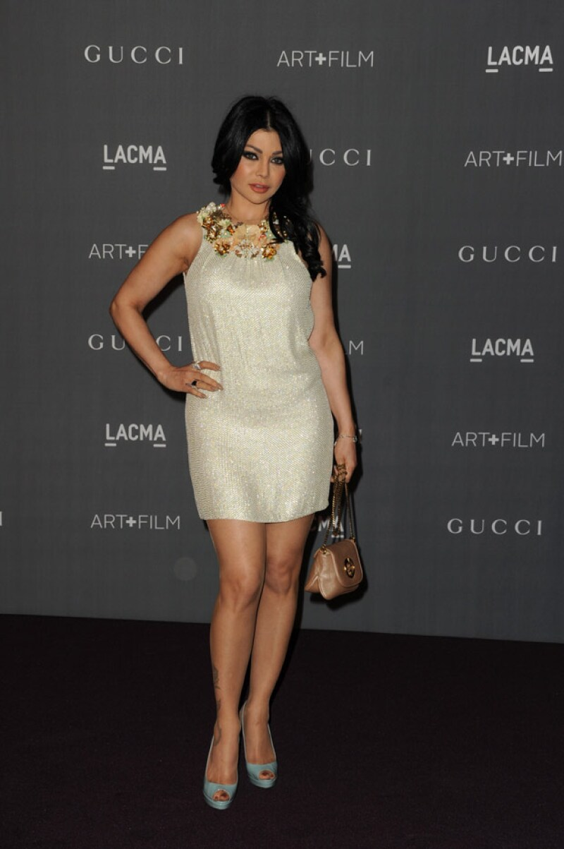 Haifa, una de las mujeres más bellas del mundo según la revista People.