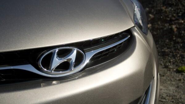 Hyundai Elantra Logo