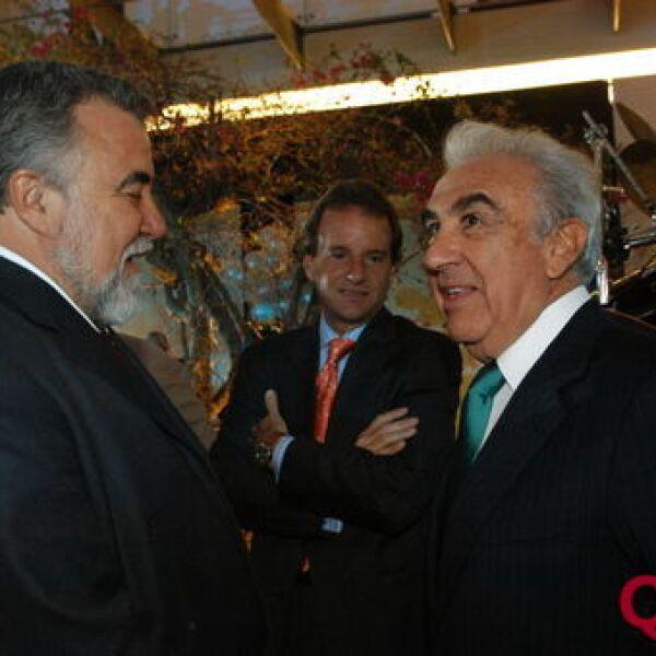 Alejandro Encinas, Gabriel Alarcón
