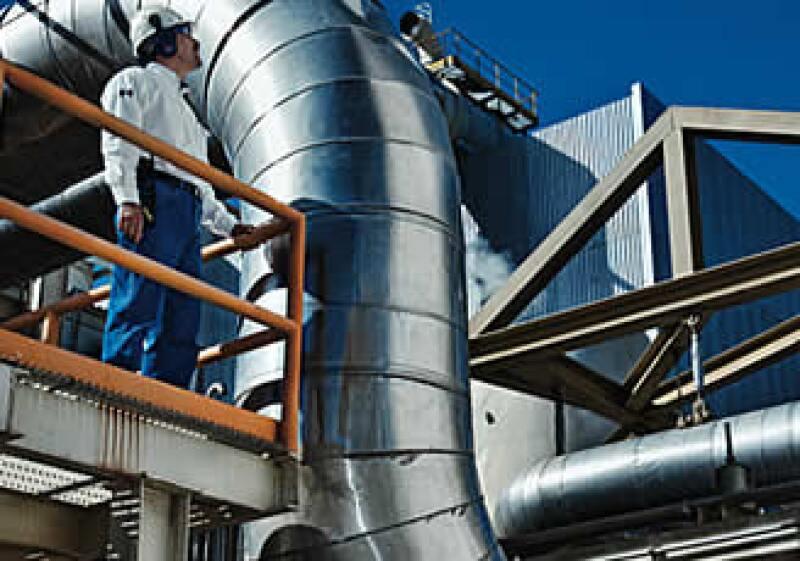 Gas natural es propietario de una planta de ciclo combinado en Saltillo, Coahuila. (Foto: Francisco Lubbert)