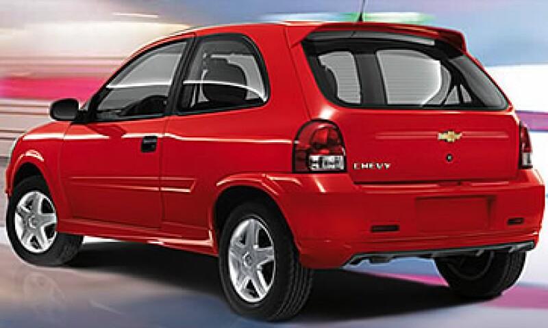 General Motors dijo que aunque dejará de vender el Chevy, los propietarios de este modelo seguirán recibiendo el servicio y la garantía de la compañía. (Foto: Cortesía Chevrolet)