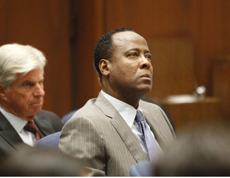 Conrad Murray podría pasar más de cuatro años en prisión de ser considerado culpable.