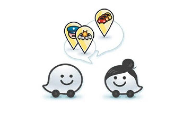 Waze, de cuatro años de existencia, cuenta con 47 millones de usuarios. (Foto: Tomada de es.waze.com)