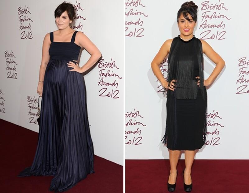 Los outfits de Lily Allen y Salma Hayek no nos convencieron, ¿tú qué opinas?