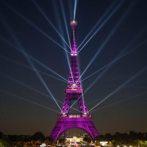 Aniversario Torre Eiffel