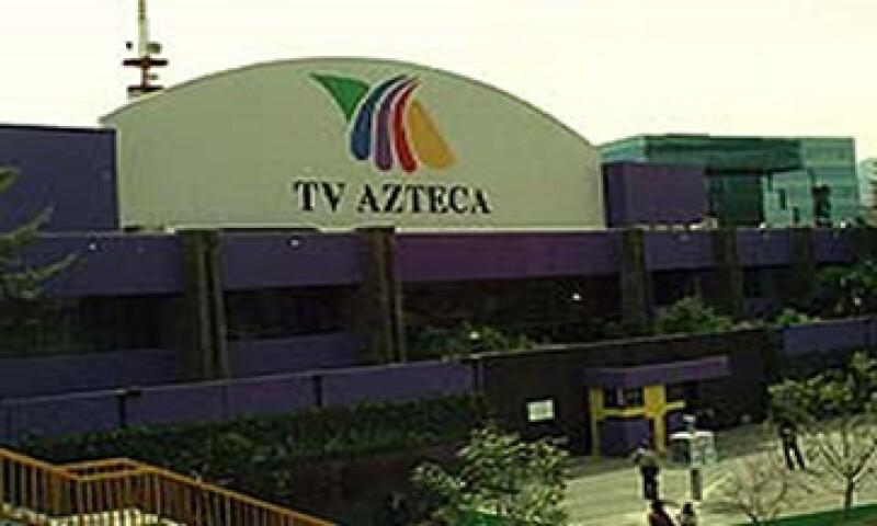 TV Azteca ganó 32 mdp por la venta de su programación a otros países durante abril a junio pasado. (Foto: Archivo)