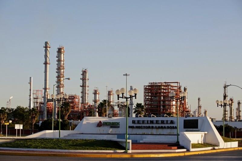 Refinería de Cadereyta de Pemex