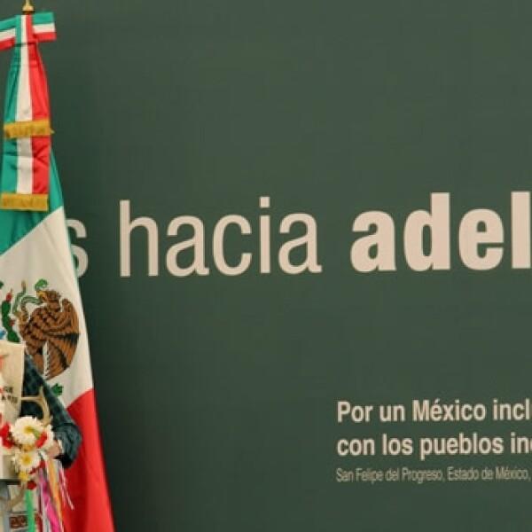 Enrique Peña Nieto indígenas Edomex 5