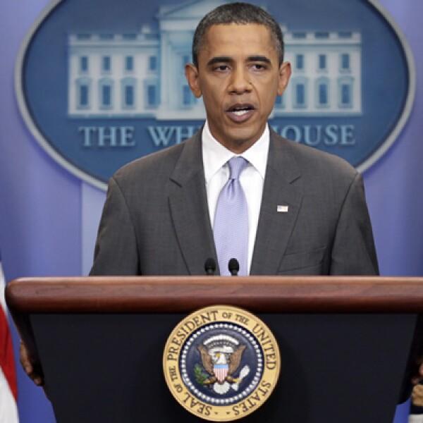 Barack Obama va por la reelección en la presidencia de Estados Unidos, en los comicios que se realizarán en 2012.