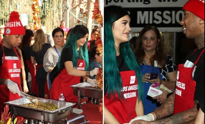 Las hermanas Jenner compartieron un video del comercial de una importante marca de audífonos en el que participaron como las estrellas principales.