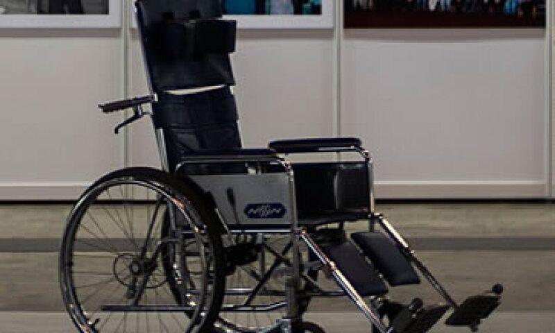 Los pacientes de ELA requieren equipo como sillas de ruedas pues la enfermedad los va dejando sin movimiento. (Foto: Getty Images)