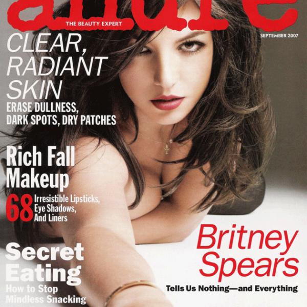 Allure, septiembre 2007