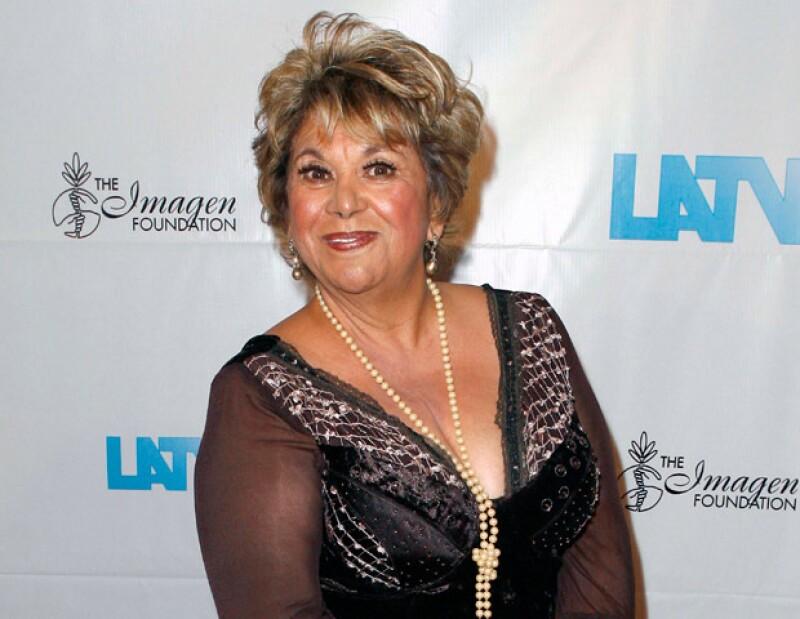 La popular actriz tejana más recordada por su papel de Yolanda Saldívar en `Selena´, falleció a la edad de 69 años.