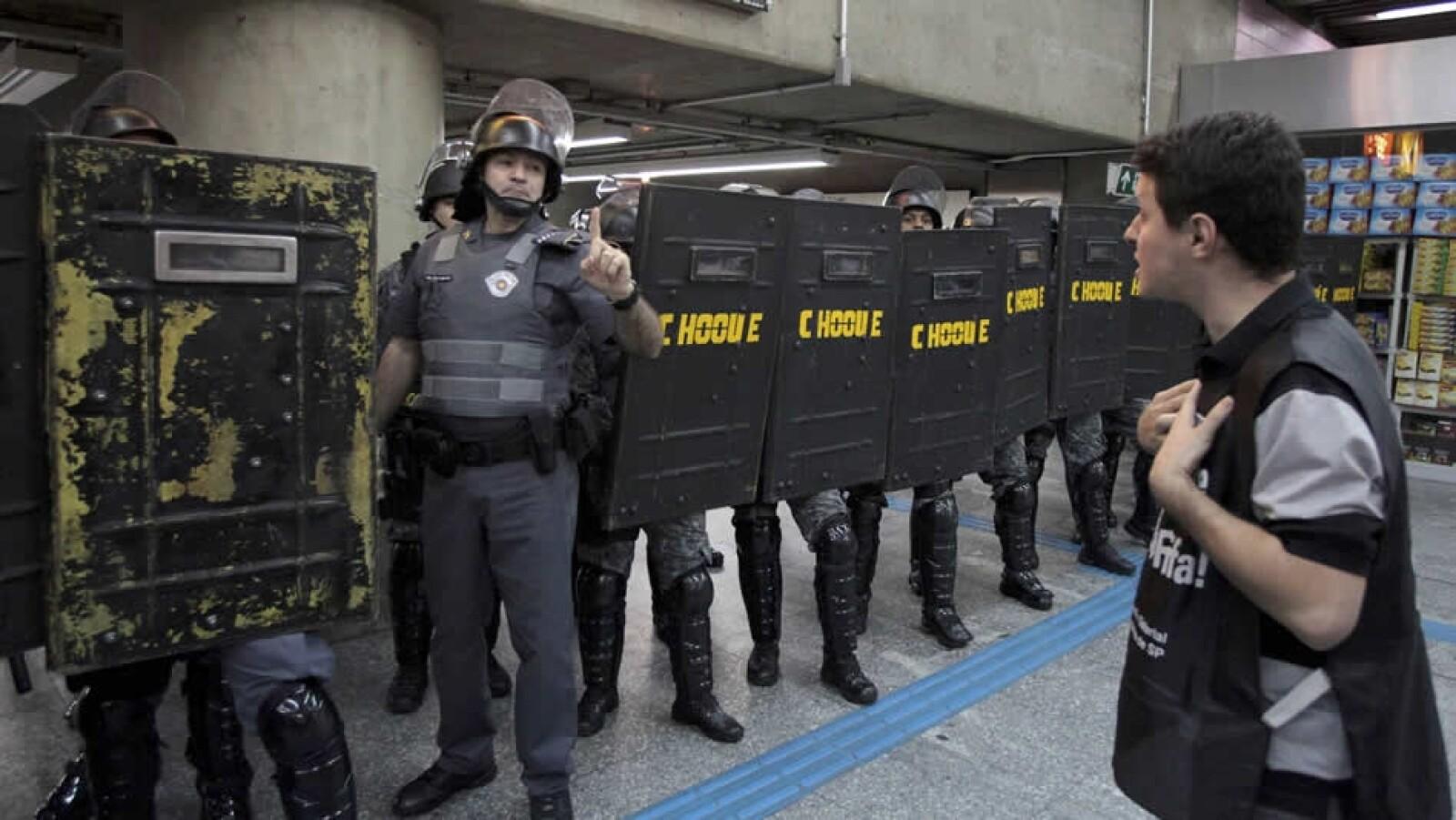 protestas Sao Paulo huelga 6