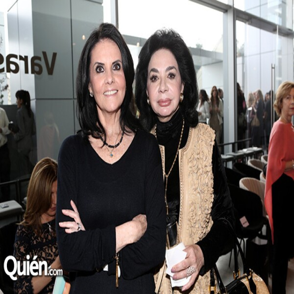 Paulina Henkel y Bibii Nacif