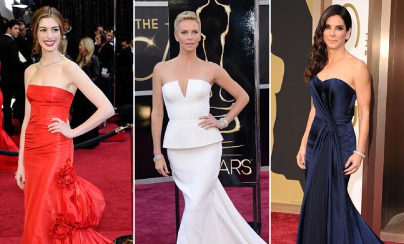 OMG! Descubre en cuanto están valuados los looks que han lucido las celebridades en los mejores eventos.