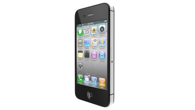 iPhone 4S Apple