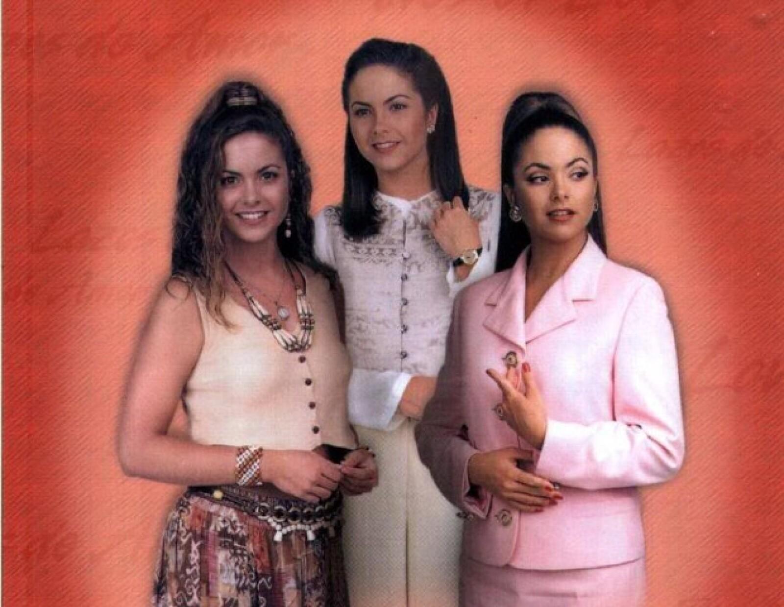 Lucero dio vida a tres personajes en `Lazos de Amor´.