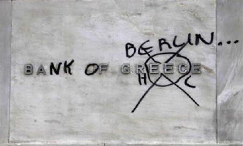El Gobierno heleno aproó recortes extra por 325 mde. (Foto: Reuters)
