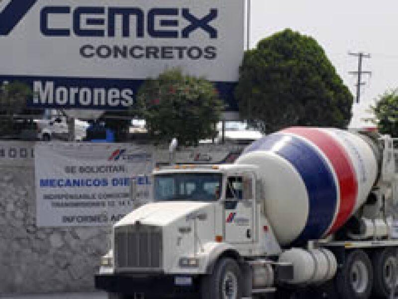 Cemex debe concluir la semana entrante la reestructuración de sus pasivos. (Foto: Archivo)