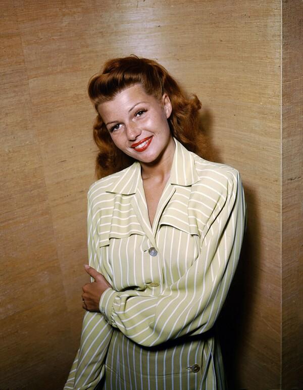 Rita Hayworth - 1941