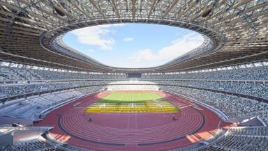 Estadio Olímpico de Tokio