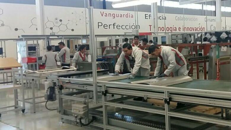 Centro de Especializaci�n de Audi en Puebla 3
