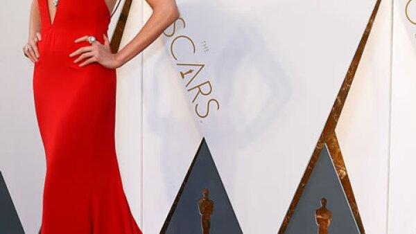 Alicia Vikander, Olivia Wilde y Charlize Theron encabezan la lista de mejor vestidas en la red carpet del Oscar.