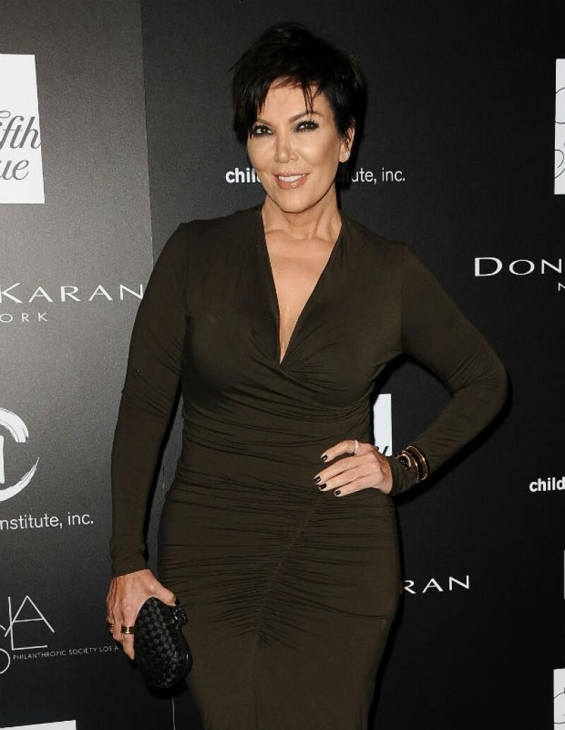 La matriarca del clan Kardashian fue entrevistada acerca de los planes de su hija y Kanye para tener más hijos, a lo que ella respondió que le emociona la idea.