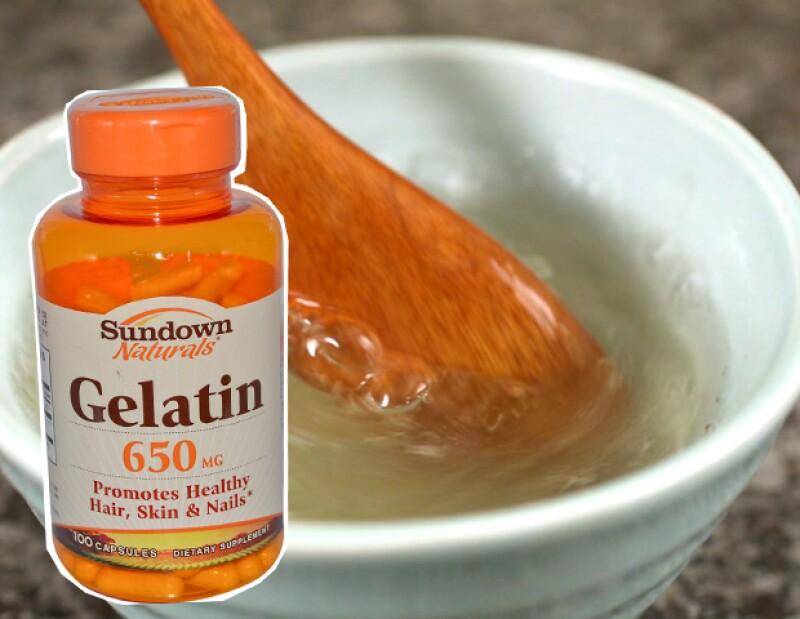 La gelatina ayuda a recuperar la producción de colágeno, evitando la aparición de la celulitis.