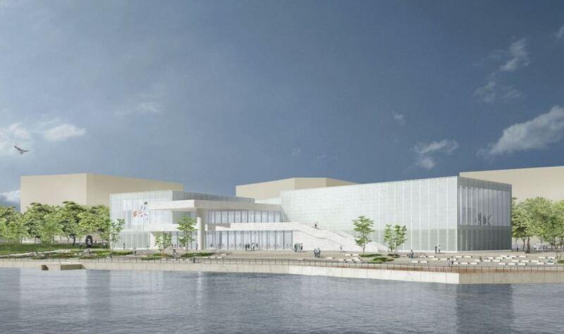 El nuevo Pompidou