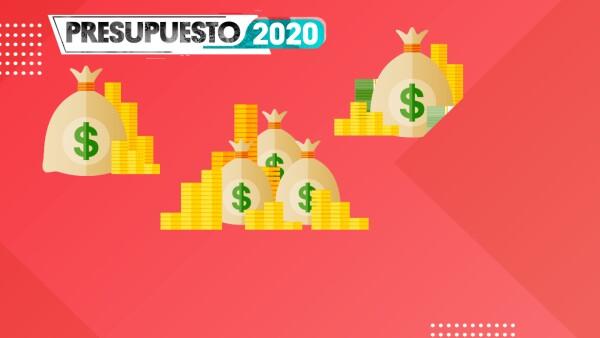 Presupuesto 2020- dependencias