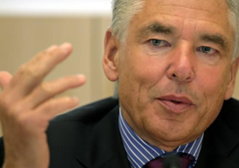 Peter Brabeck, presidente de Nestlé, dijo que las complicaciones en algunos países iniciaron por los alimentos. (Foto: AP)