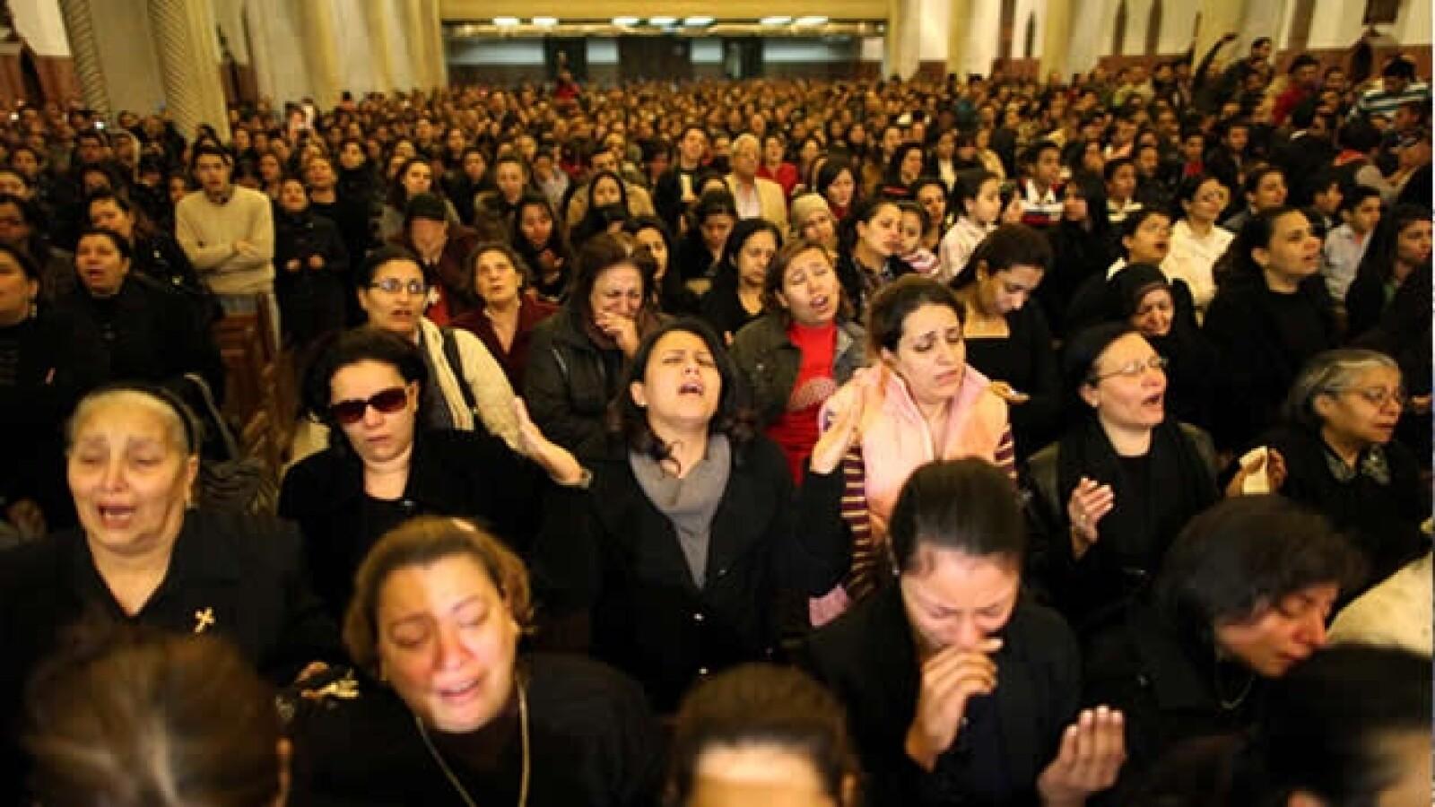 egipto, catolicos, cristiano
