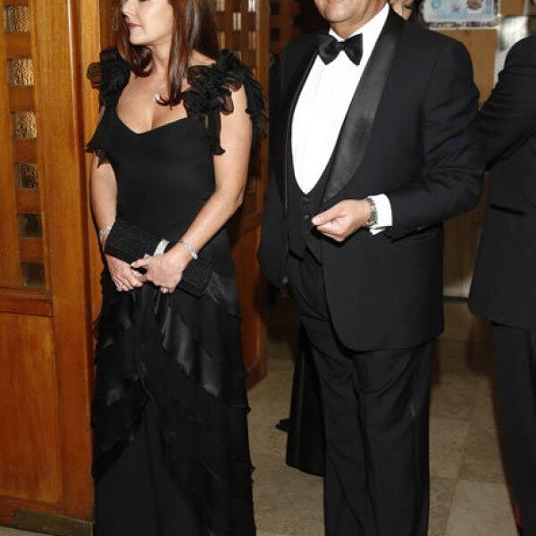 Gabriela y Pablo Funtanet