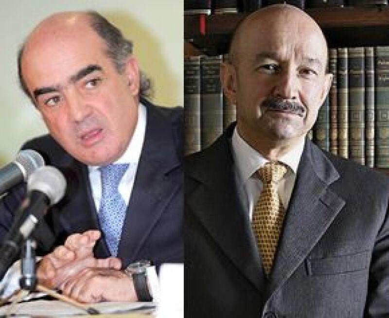 Piden que se compruebe si el ex presidente se quedó con la mitad de la cuenta secreta de su gobierno, mientras tanto el PRD pide que Téllez sea removido de su cargo mientras se investiga.