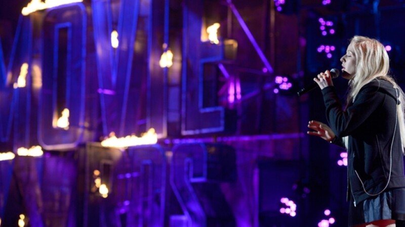 Ellie Goulding MTV Movie Awards