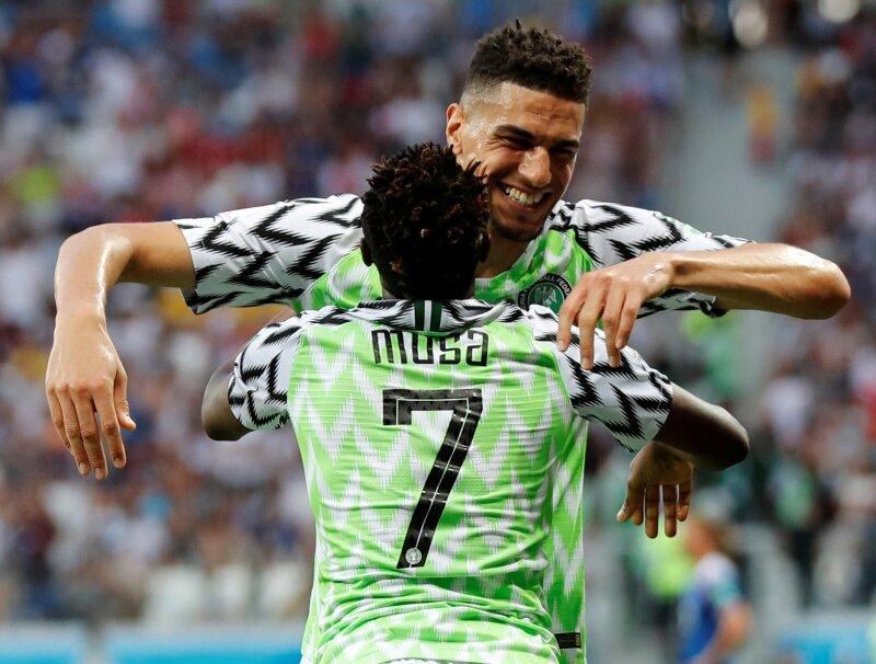 Nigeria gana