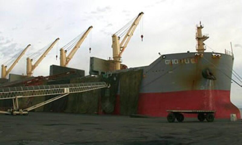 Este puerto se contempla como un proyecto estructurado y tiene prevista su expansión hacia la Bahía de Empalme. (Foto: Tomada de .puertodeguaymas.com)