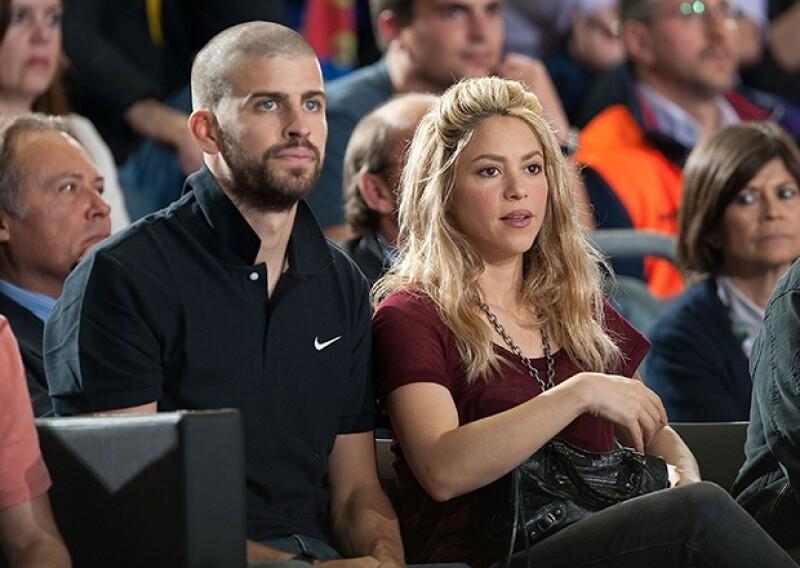 Esta pareja no para de demostrarse a cada momento lo mucho que se quieren, sobre todo ahora que Milan está en sus vidas.