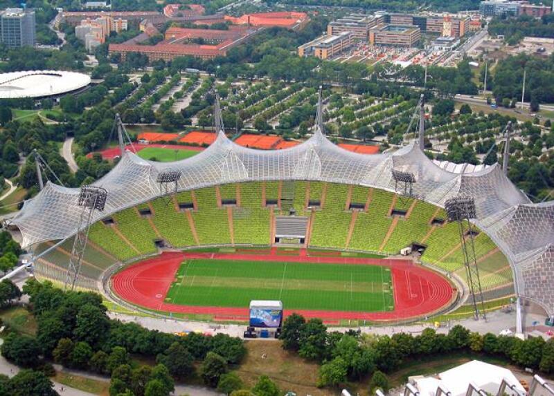 Estadio Olimpico de Munich