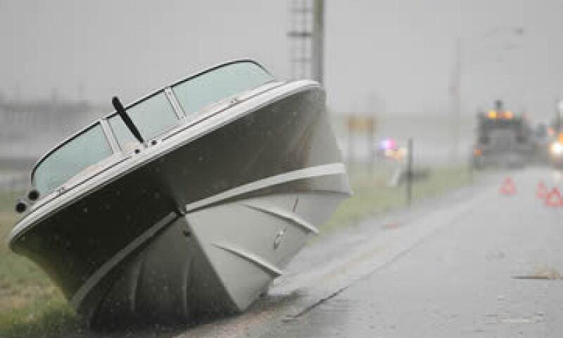 El servicio meteorológico cree que más del 90% de los mensajes serán sobre tormentas. (Foto: AP)