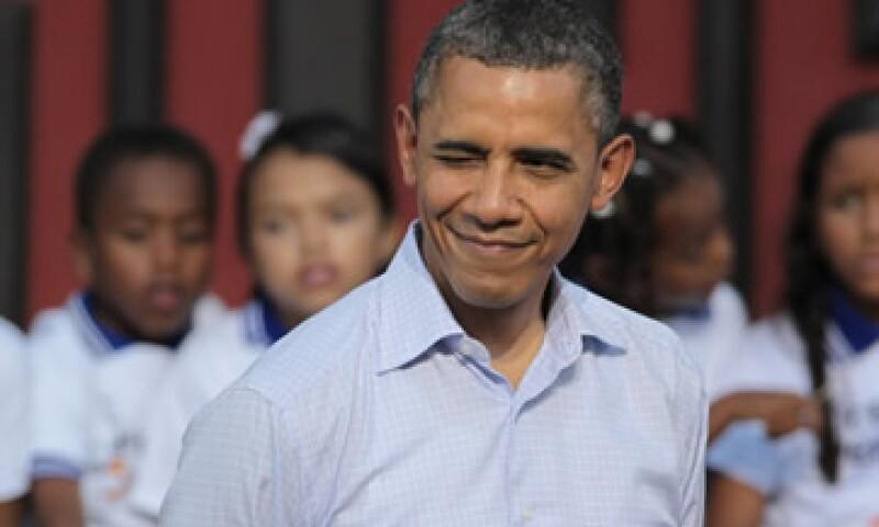 En lo que va del año el mandatario ha logrado recaudar también 127 millones de dólares para el Comité Nacional Demócrata. (Foto: AP)