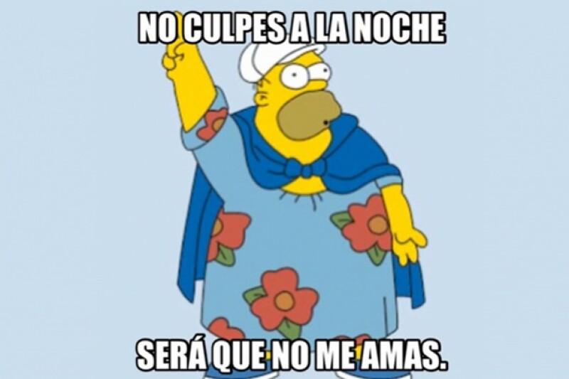 Uno de los memes de Luis Miguel.