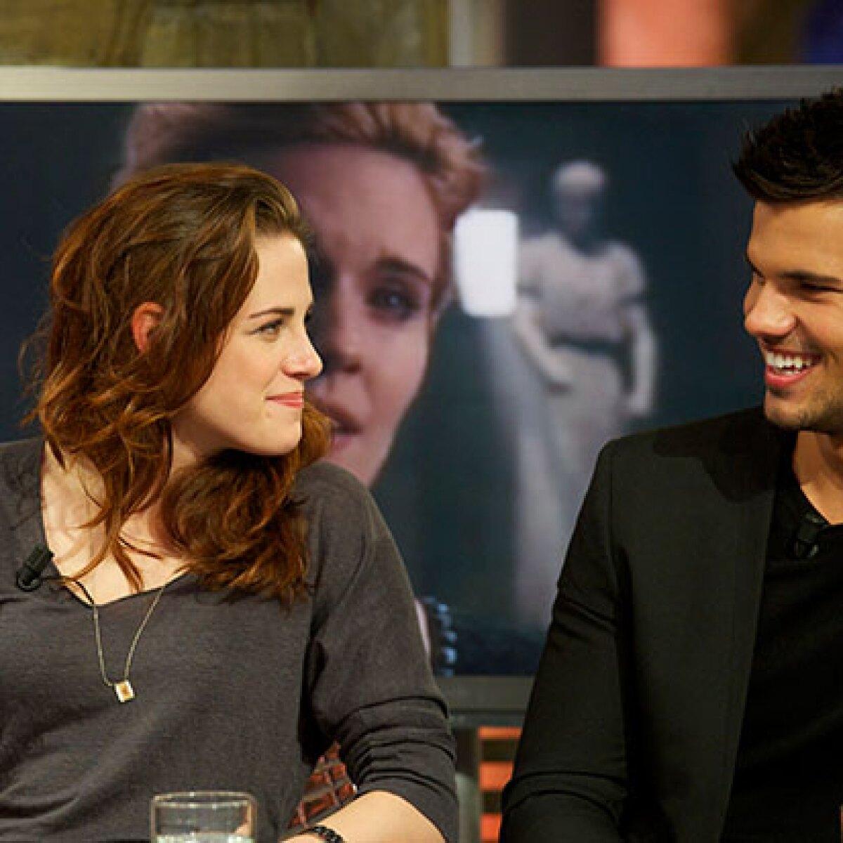 Kristen Stewart y Taylor Lautner: doble cita en concierto de Sam Smith