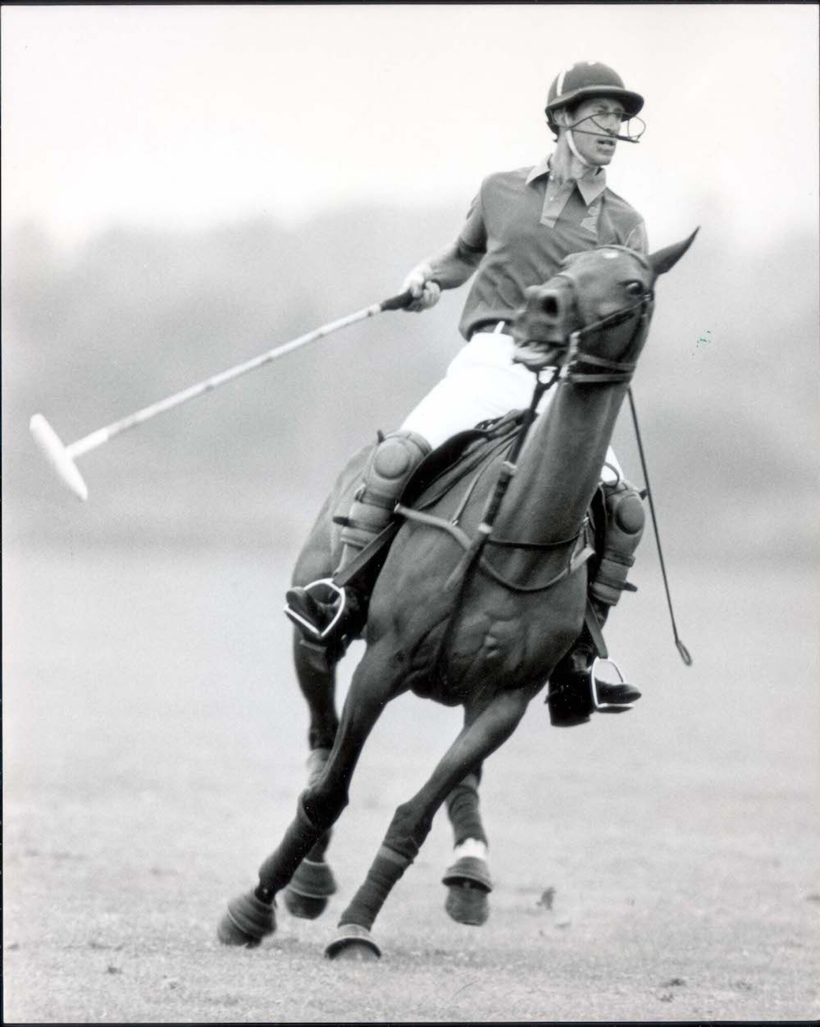 Prince Of Wales Playing Polo 1984 Prince Charles Plays Polo At Cowdray...royalty