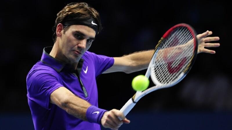 federer ferrer londres tenis