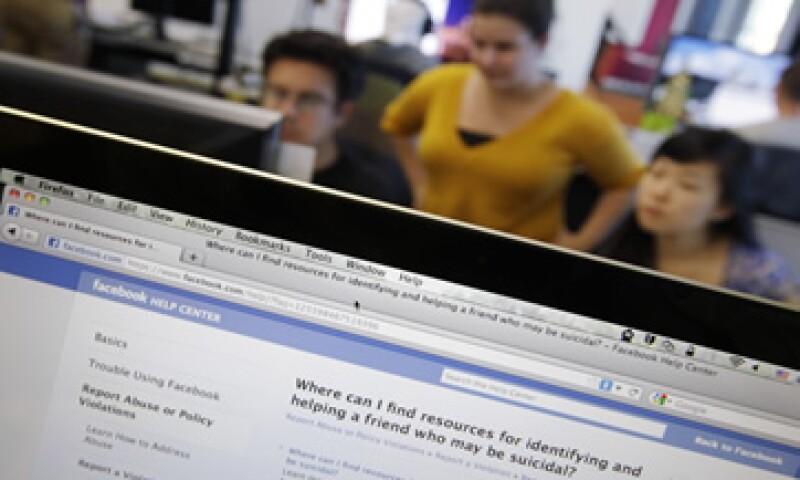El potencial comercial de Facebook, conocido como f-commerce, todavía no se ha materializado. (Foto: AP)