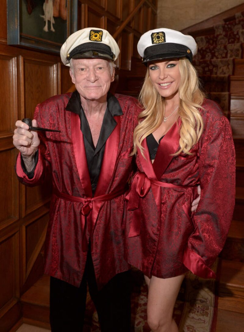 Hugh Hefner, fundador de la revista, ha decidido que no incluirá más desnudos frontales femeninos en las páginas de la famosa publicación.