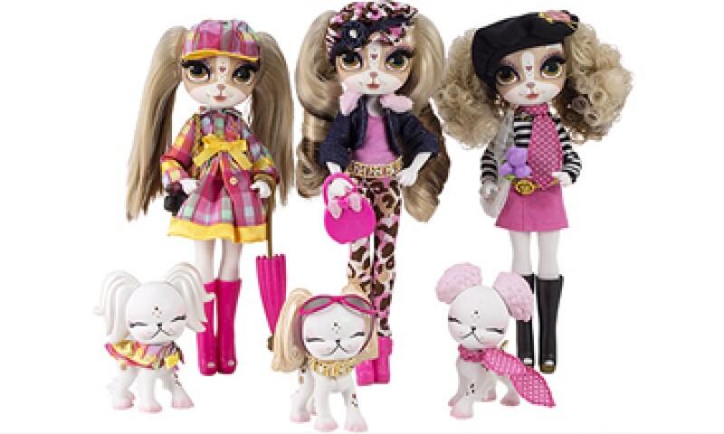 La muñeca Pinkie Cooper, podrían llegar al mercado en julio próximo. (Foto tomada de cnnmoney.com)